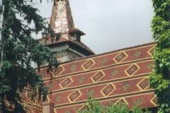 img113 22.5.04 - Louhans - come nella cattedrale di Brou