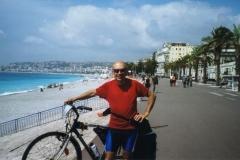 img106 9.5.2005 Nizza, la Promenade des Anglais. Un po' di relax dopo il caos di Montecarlo