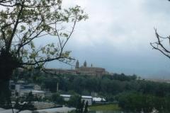 img202 17.5.2005 Dopo tanta pioggia , finalmente Pamplona!