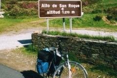 img406 23.5.2005 2° colle , Alto de San Roque
