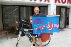 1 (3) ISTANBUL 11-5-2012 La partenza 'Imagine Pavia'