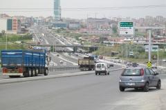 1 (9) Istanbul 11-5-12 Il 'sentiero', ... 50 km.