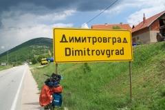 3 n (18) DIMITROVGRAD (Serbia) 20 maggio 2012