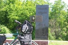 3 n (192) 30-5-2012 Ponte sulla Drava dedicato alla 107^ Brigata. Guerra 1991-95