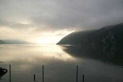 3 n (77) Eselnita (RO), 23.5.2012. Tramonto sul Danubio