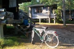6 097 - Camping di Pudasjarvi 1.8.2012, mattina