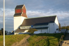 6 240 - La vecchia chiesa di Kirkenes è più giovane di me...