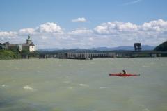 033 9°g Il Danubio... blu. Le CANOE