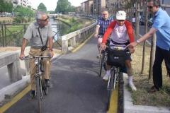 1° GIORNO, La partenza da Pavia